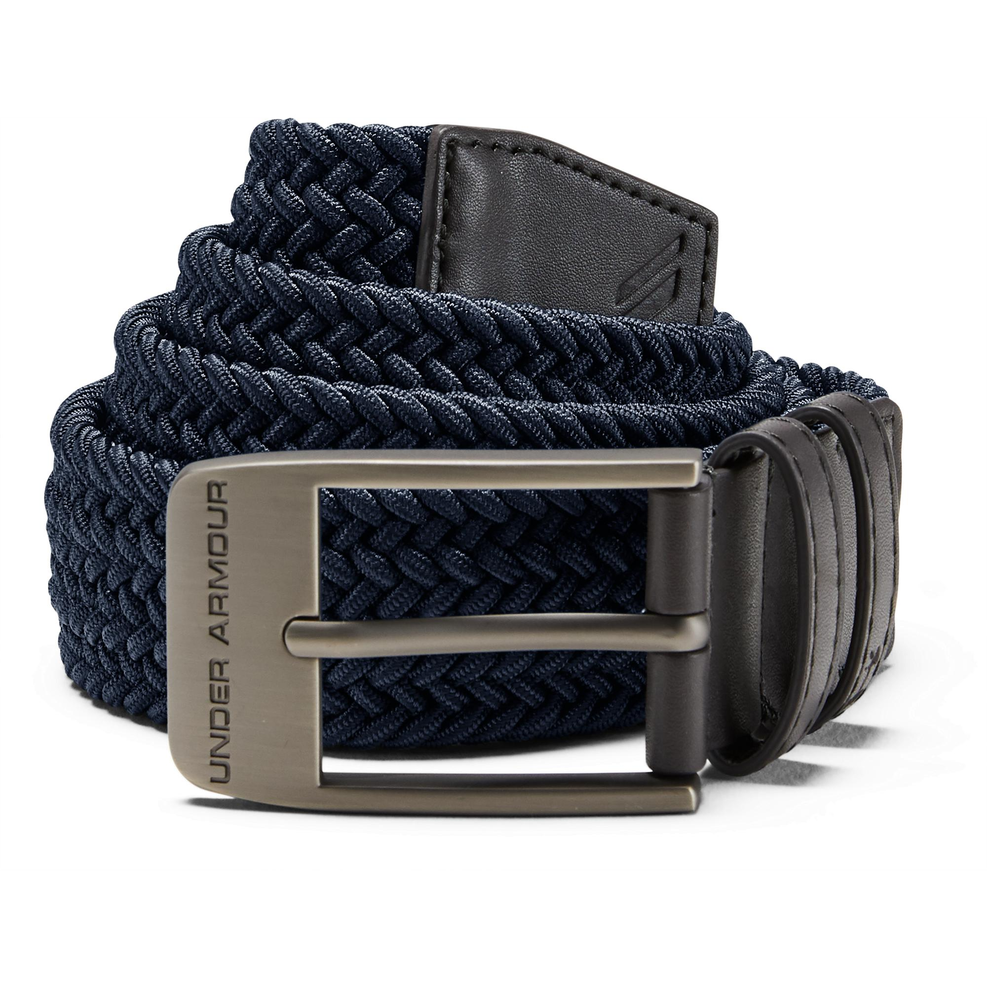 Men's Braided 2.0 Belt