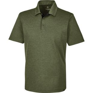 Men's adicross Untucked No Show Short Sleeve Polo