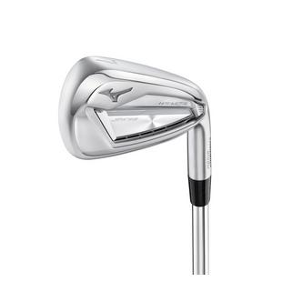 JPX-919 Hot Metal 5-PW, GW Iron Set with Steel Shafts