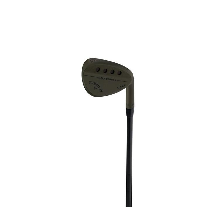 Mack Daddy 4 Tactical Wedge with Dynamic Gold Tour Black Shaft