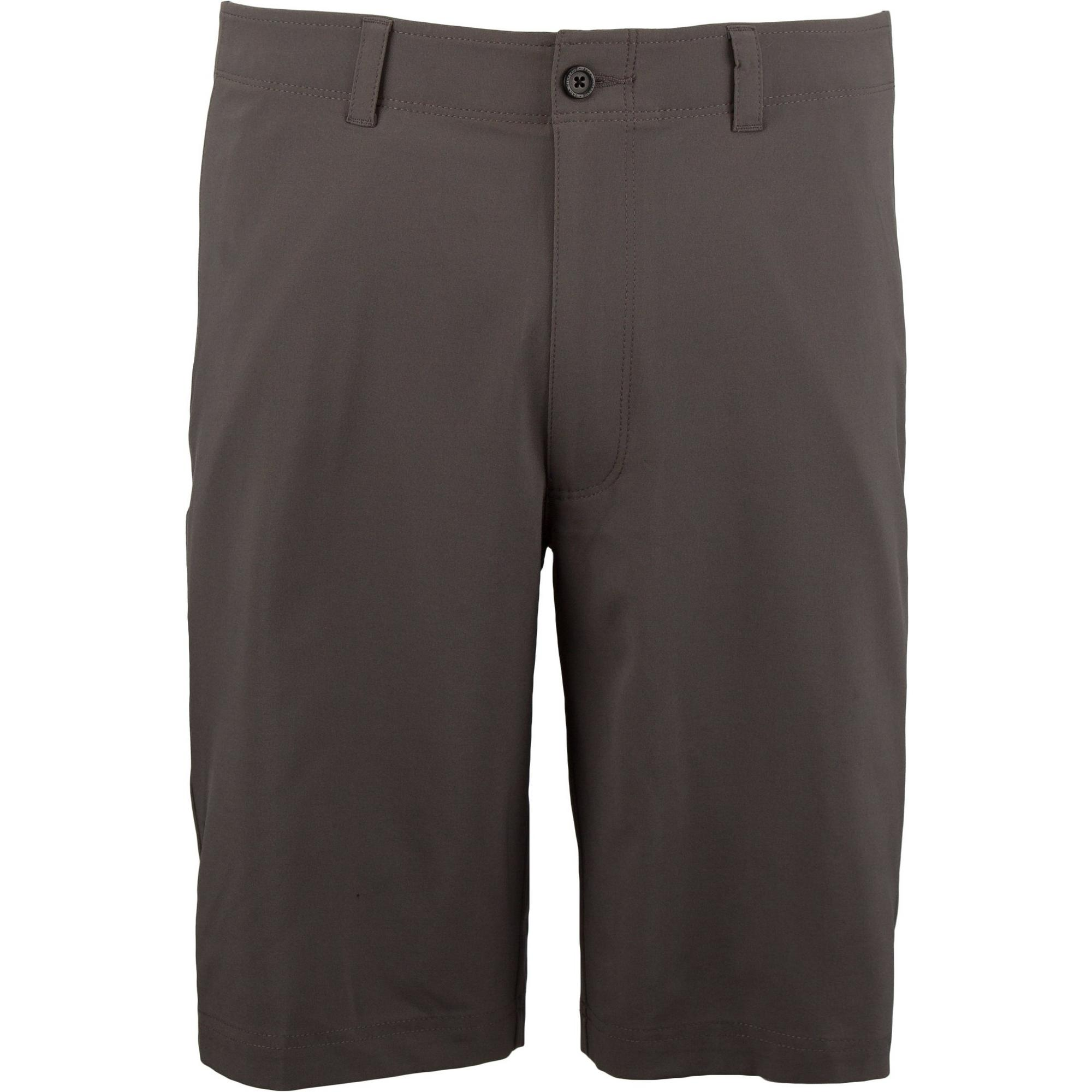 Men's Solid Short with Active Waistband