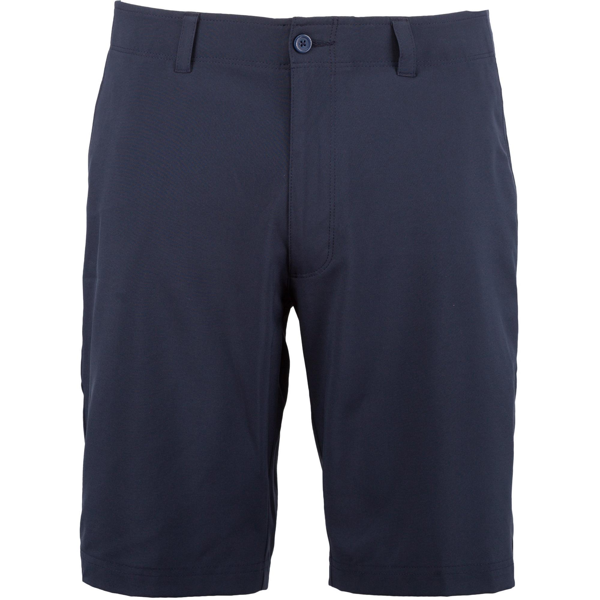 Pantalon court uni avec taille élastique Active pour hommes