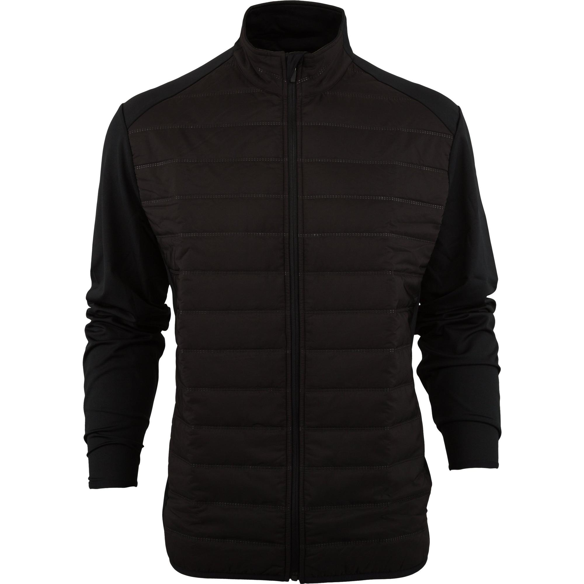 JACK NICKLAUS Men's Ultrasonic Quilted Full Zip Jacket