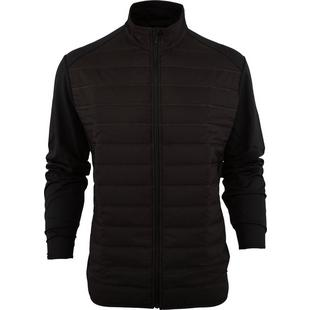 Men's Ultrasonic Quilted Full Zip Jacket