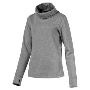 Women's Cozy Pullover Long Sleeve Sweater