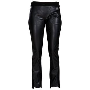 Women's Traveluxe Faux Leather Pant