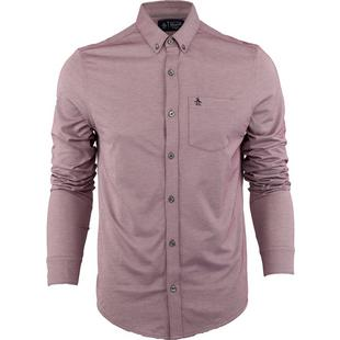 Men's Oxford Mate Woven Long Sleeve Shirt