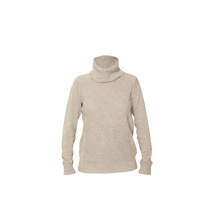 Women's Madge High Turtle Neck Long Sleeve Sweater