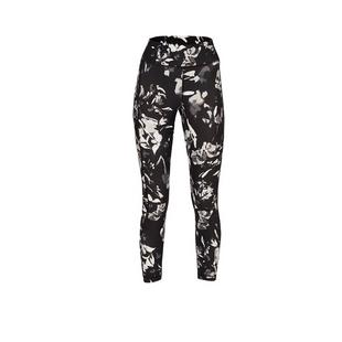Women's Burst Floral Ankle Leggings