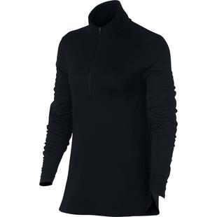Women's Dry Half Zip Long Sleeve Top