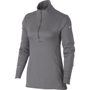 Women's Dry Half Zip Long Sleeve Top