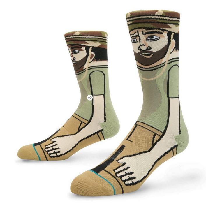 Men's Spackler Crew Socks