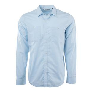 Men's Atmosphere Woven Long Sleeve Shirt