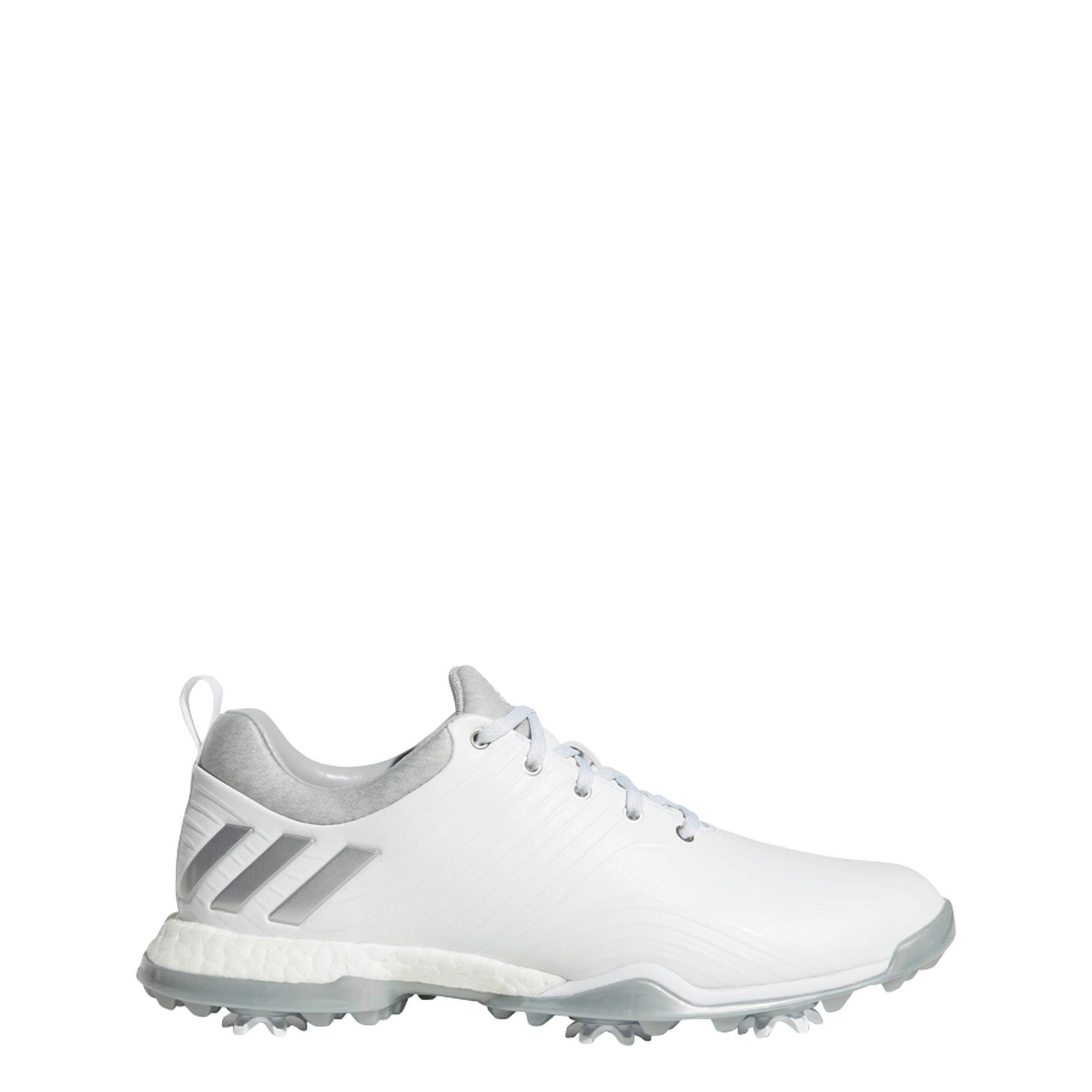Women's Adipower 4ORGED - WHITE/GREY