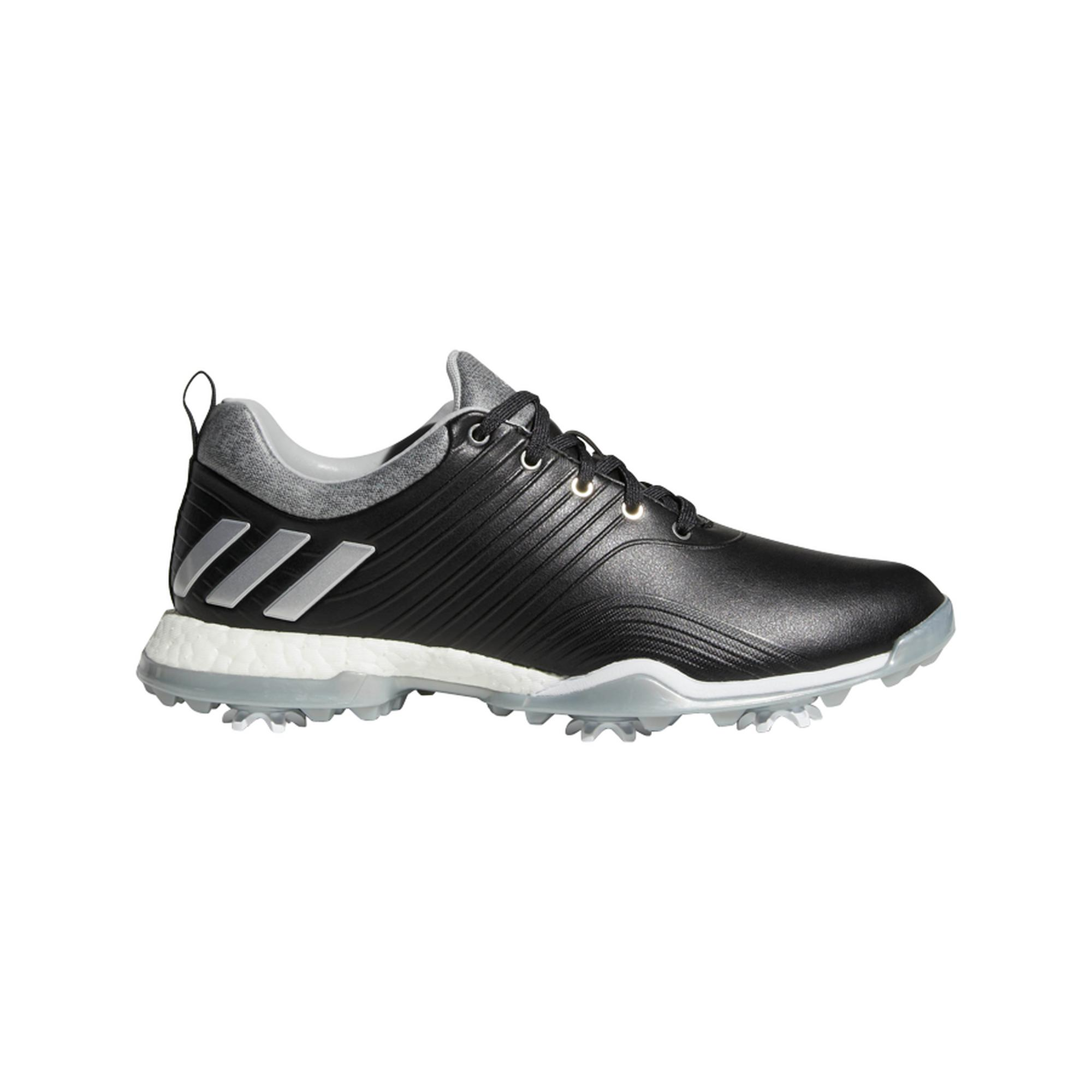 Women's Adipower 4ORGED - BLACK/GREY/WHITE