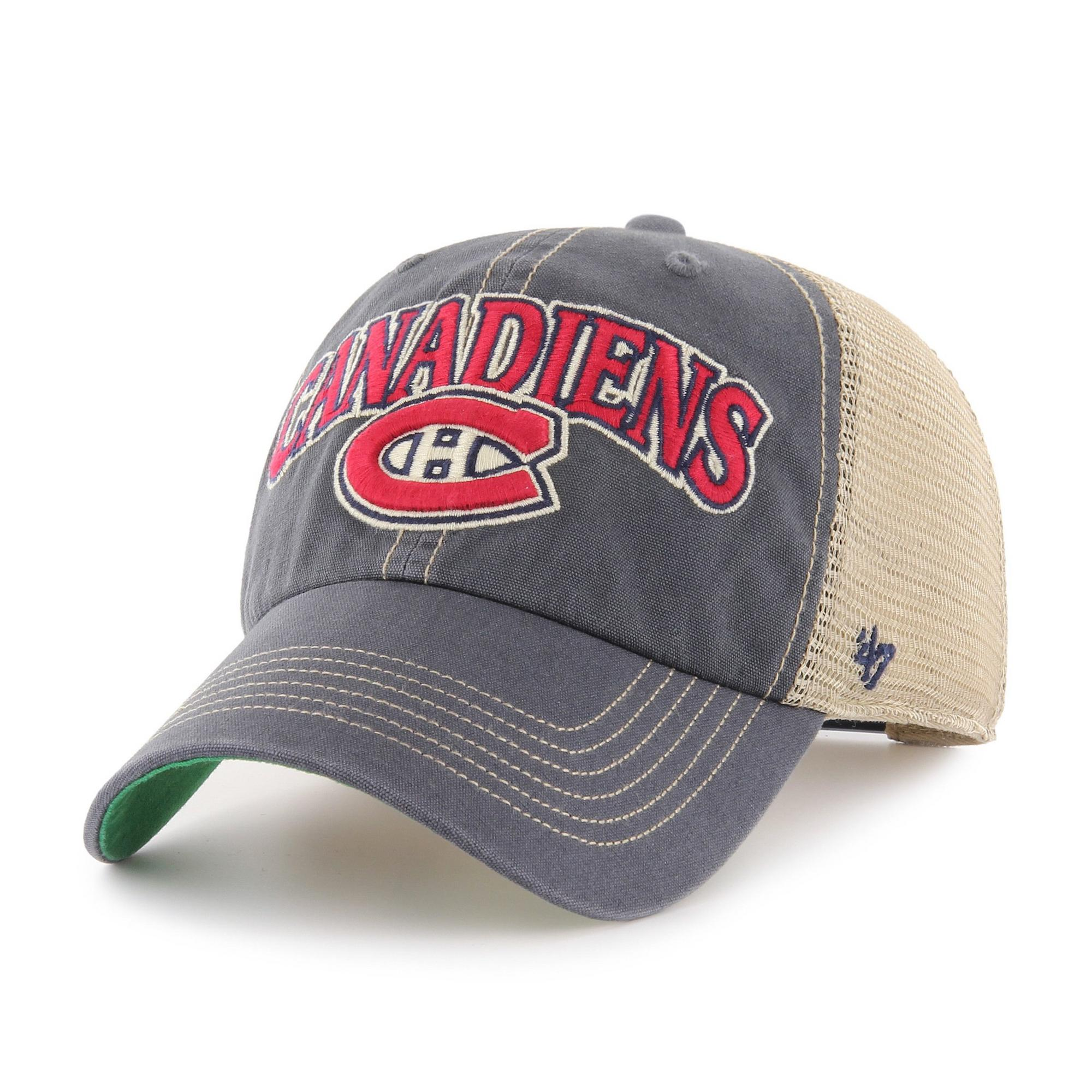 Men's Montreal Canadiens Tuscaloosa 47 Clean Up Cap