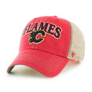 Men's Calgary Flames Tuscaloosa 47 Clean Up Cap