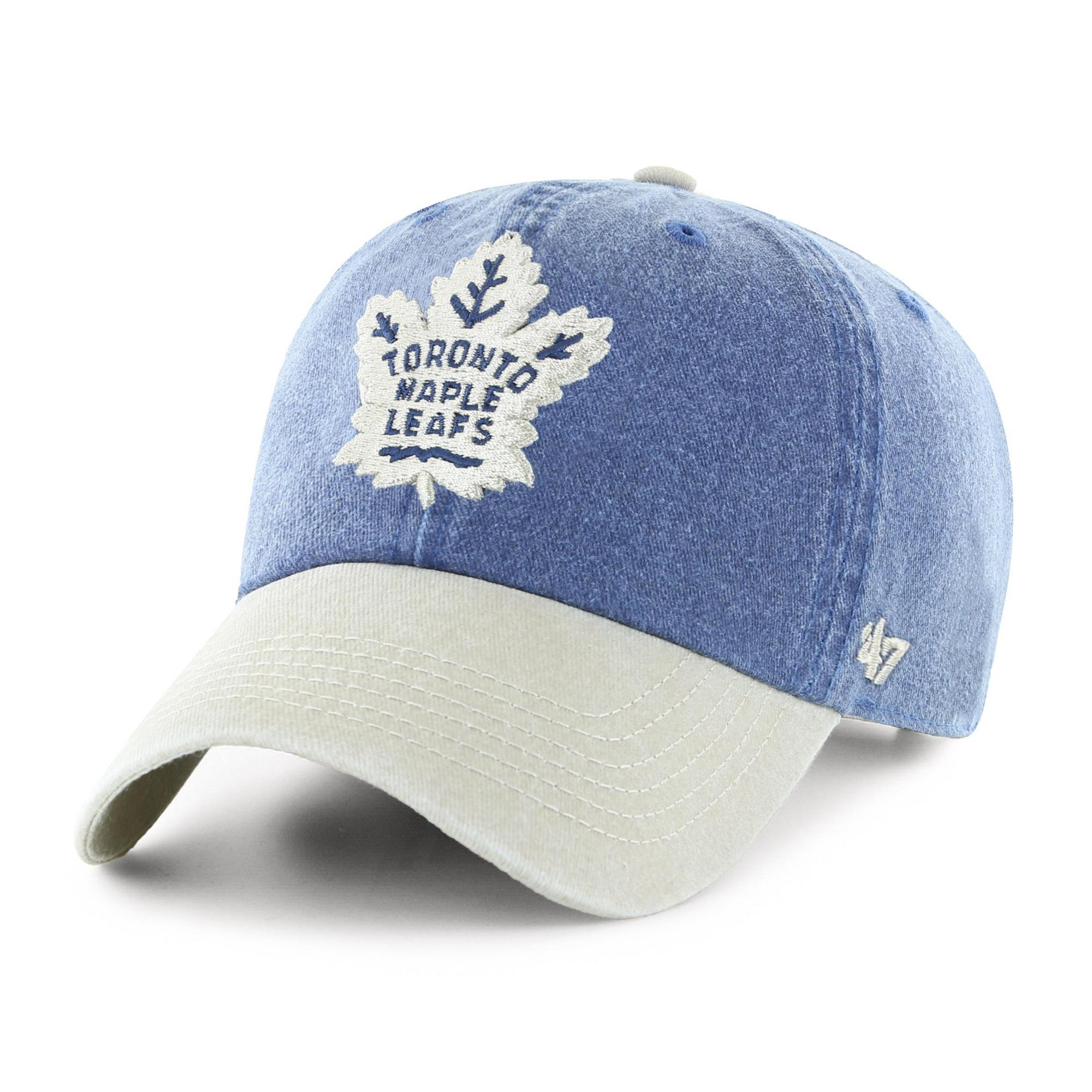 Men's Toronto Maple Leafs Summerland Two Tone Cap