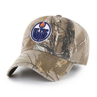 Men's Edmonton Oilers Realtree Cap