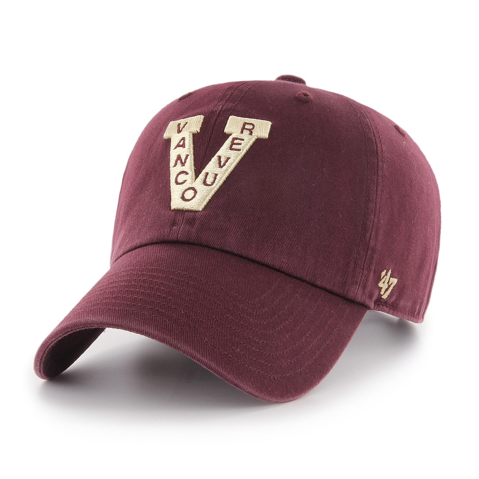 Men's Vancouver Canucks Clean Up Cap