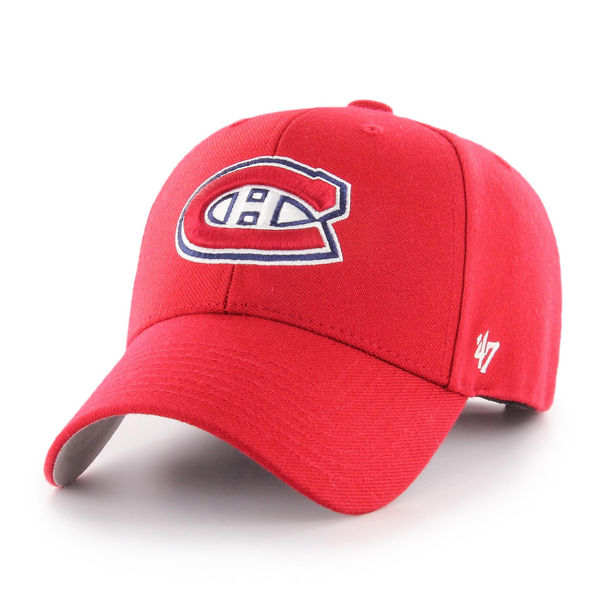 Men's Montreal Canadiens Basic 47 MVP Cap