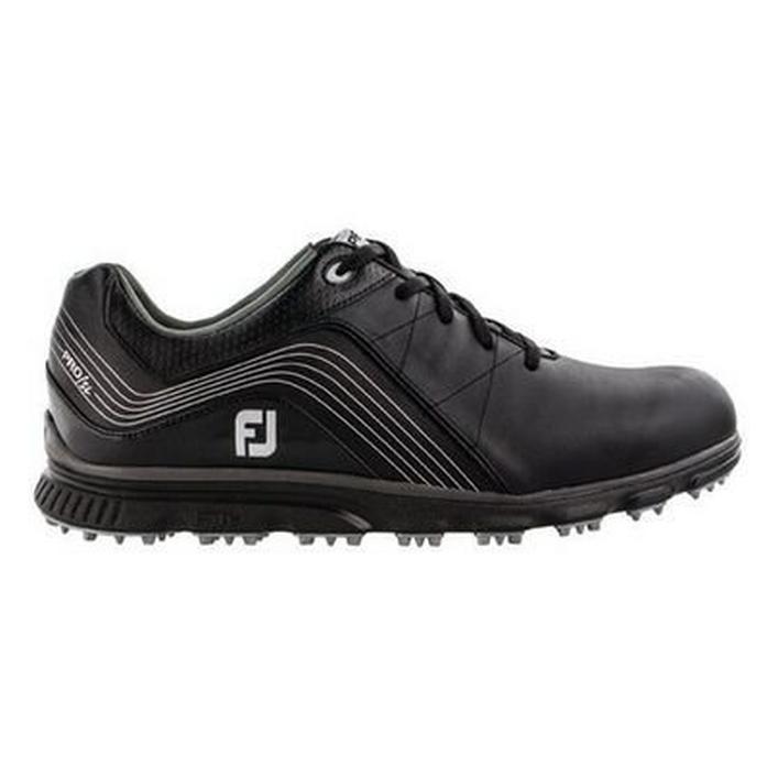 Men's Pro SL Spikeless Golf Shoe - Black/Black