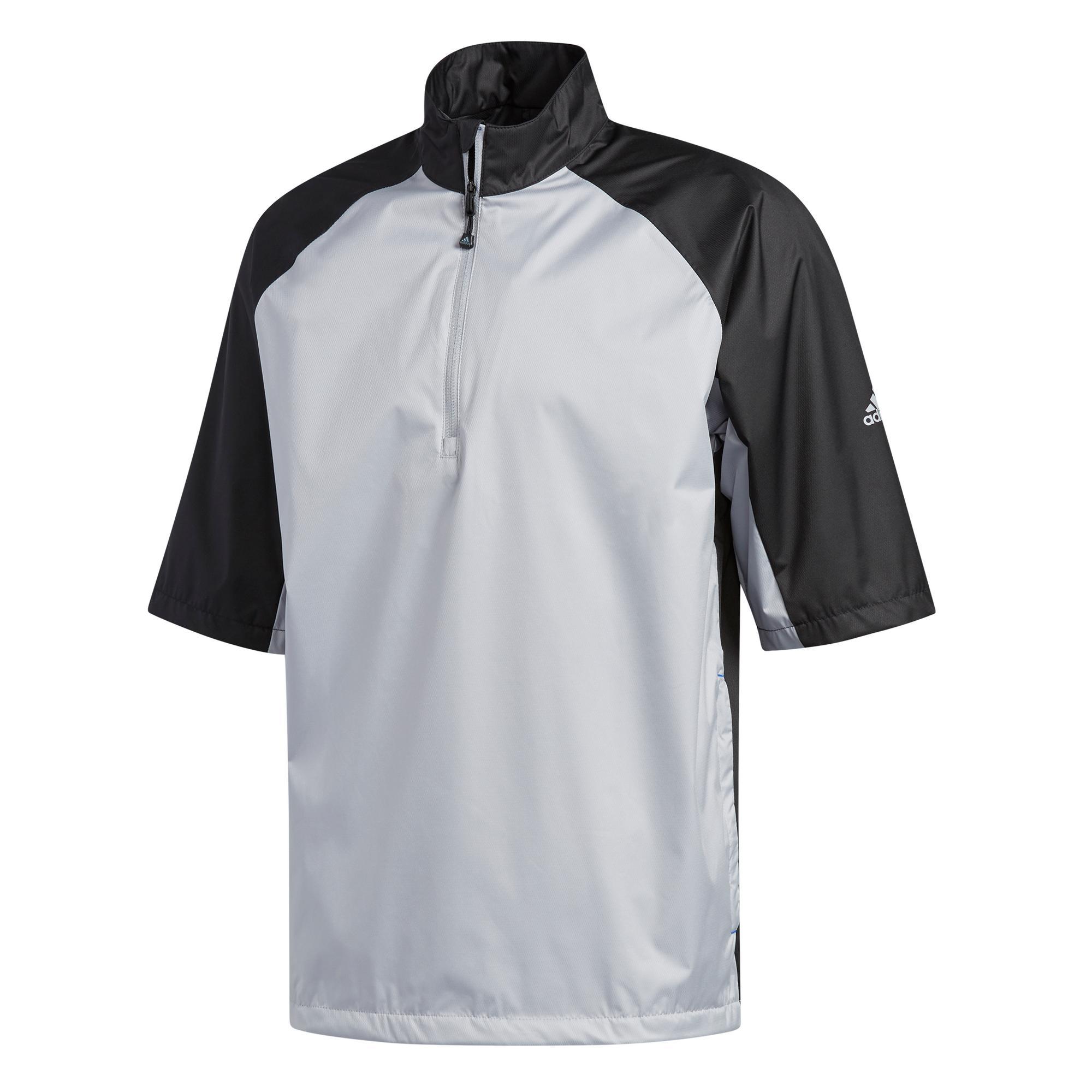 ADIDAS Men's Climastorm Provisional Short Sleeve Rain Jacket