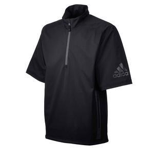 Men's Climaproof Heather Short Sleeve Windshirt