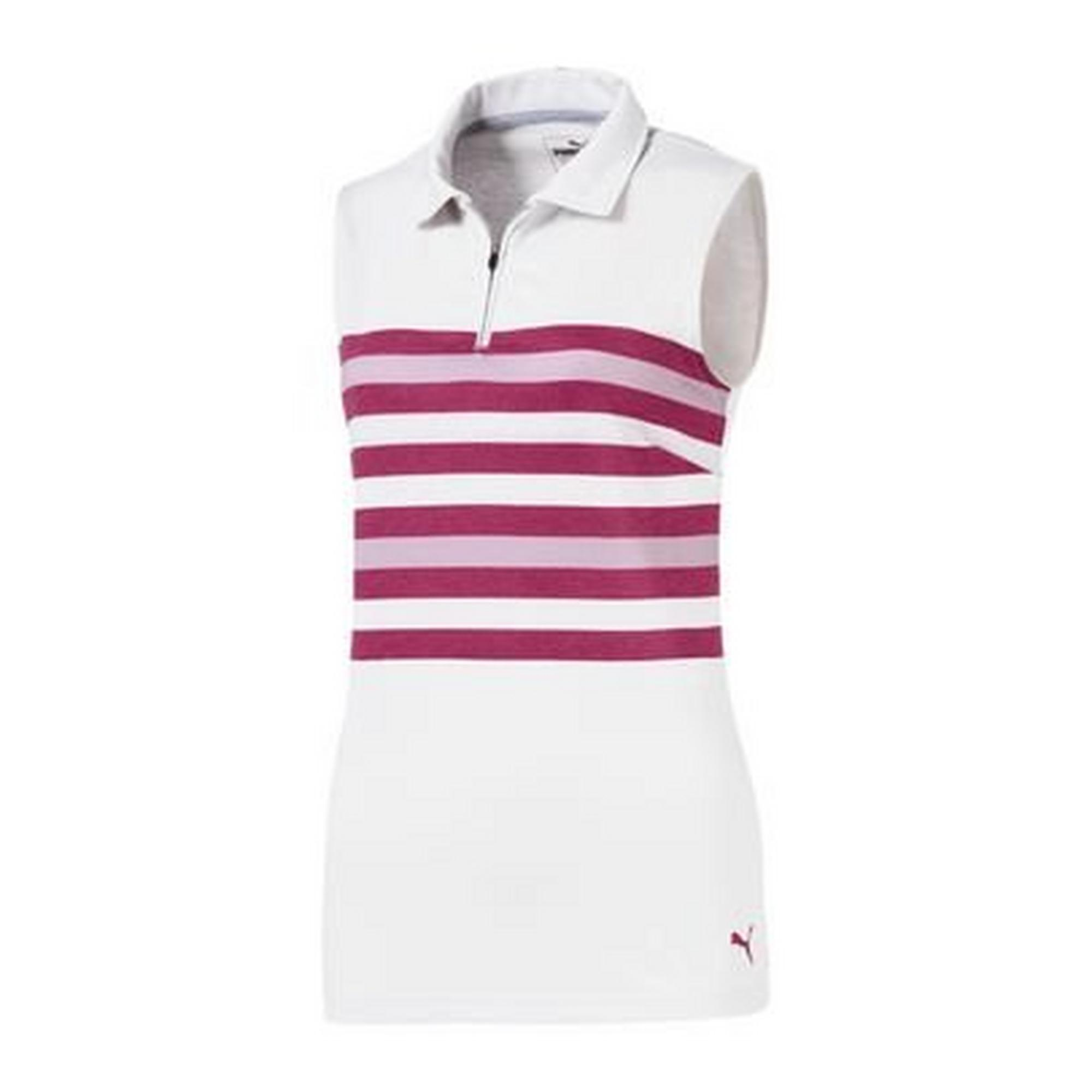 Women's Road Map Sleeveless Polo
