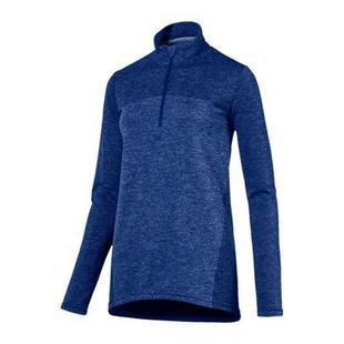Women's Evoknit Seamless 1/4 Zip Long Sleeve Top