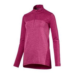 Women's Evoknit Seamless 1/4 Zip Long Sleeve Top