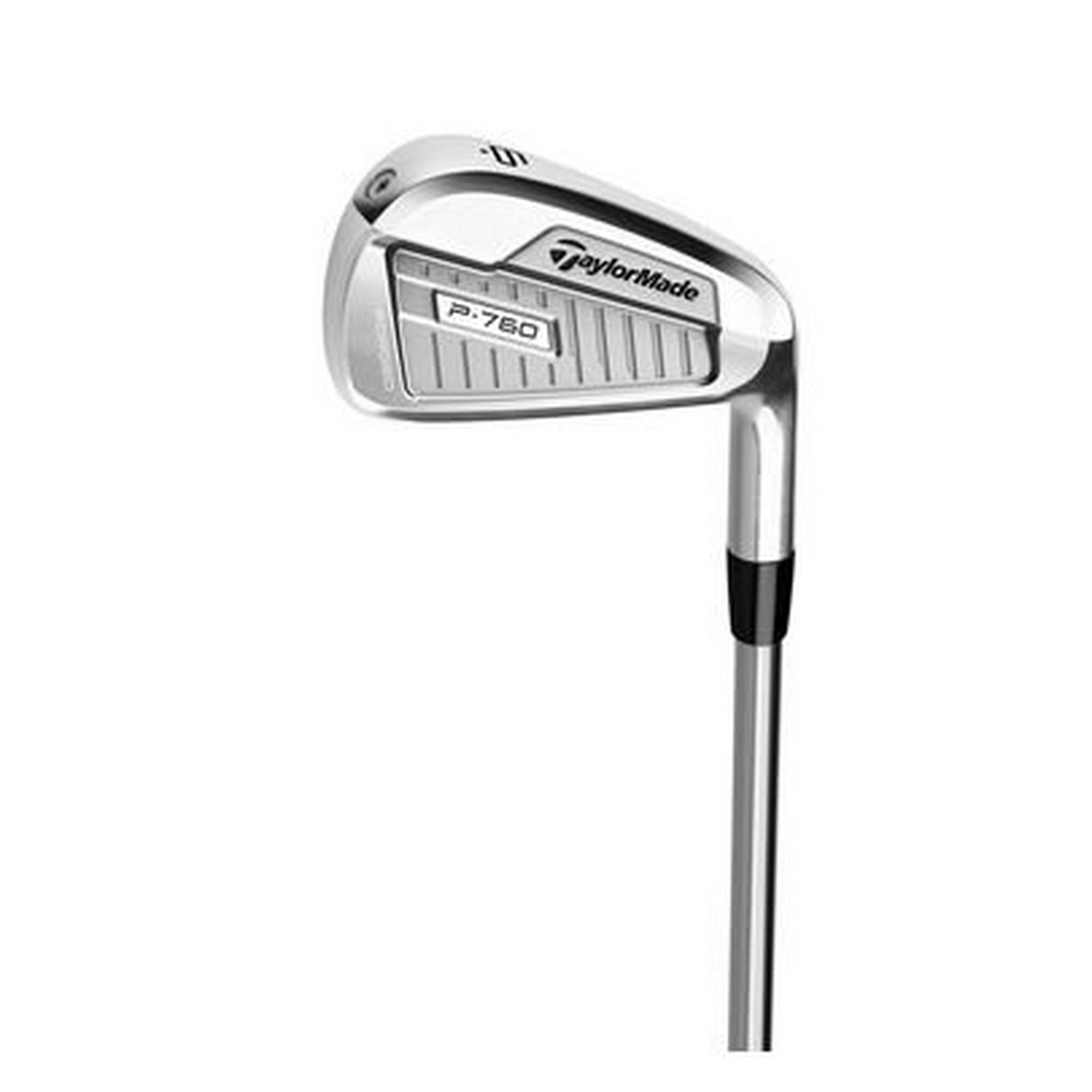 P760 4-PW Iron Set with Steel Shafts