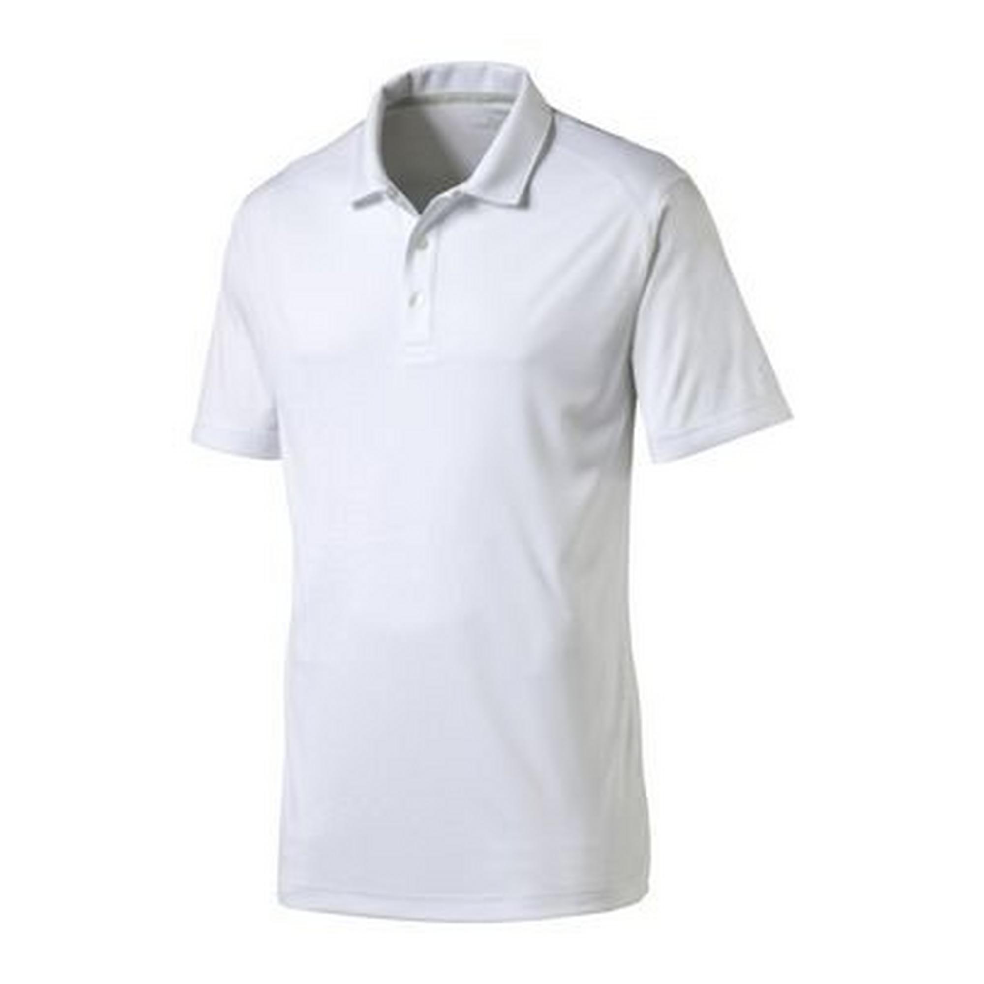 Men's Pounce Cresting Short Sleeve Polo