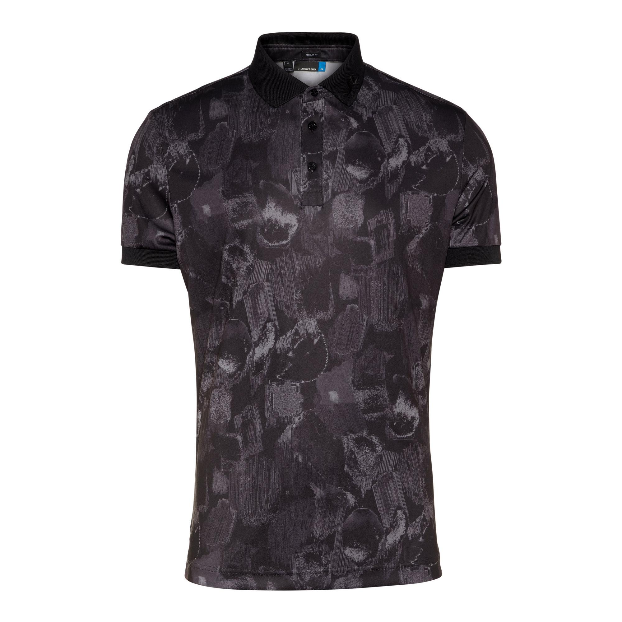 Men's KV Regular Fit Jersey Short Sleeve Polo