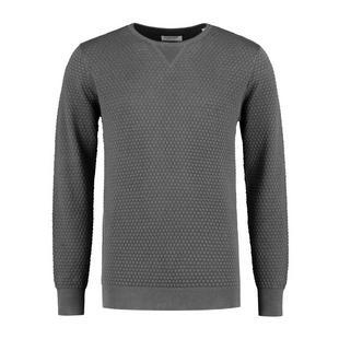 Men's Pineapple Knit Crew Sweater