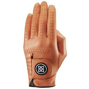 The Collection Golf Glove - Tangerine Left Hand
