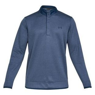Men's Storm SF Heather Snap Mock Pullover