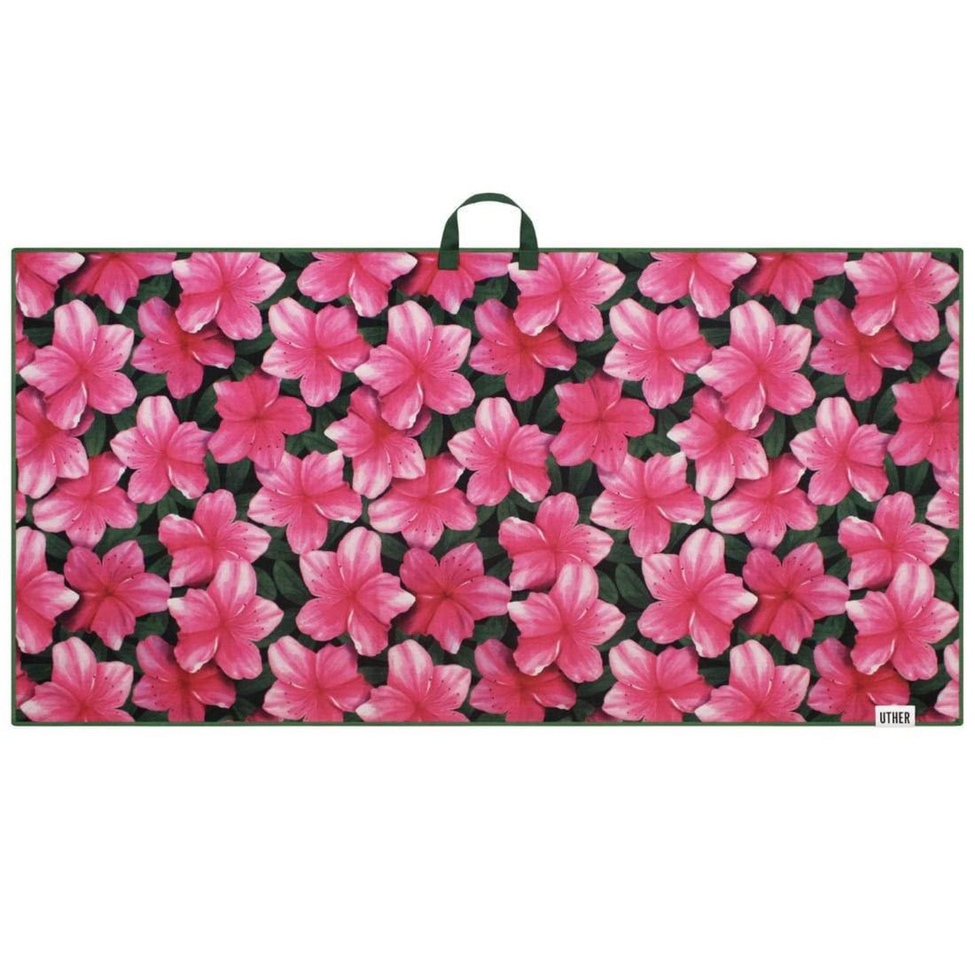 Microfiber Tour Golf Towel - Azaleas of Augusta