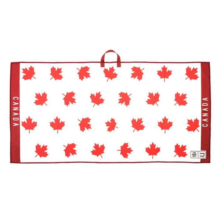 Microfiber Tour Golf Towel - Oh Canada