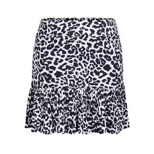 Women's Giana Printed Pleated Skort
