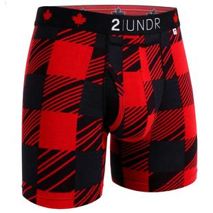Men's Swing Shift Boxer Brief - O'Canada