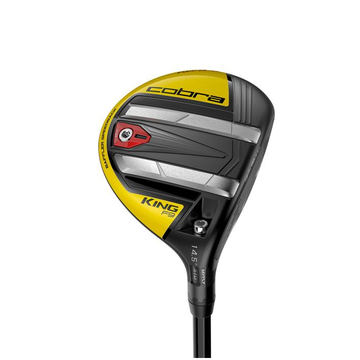 King F9 Fairway Wood - Yellow