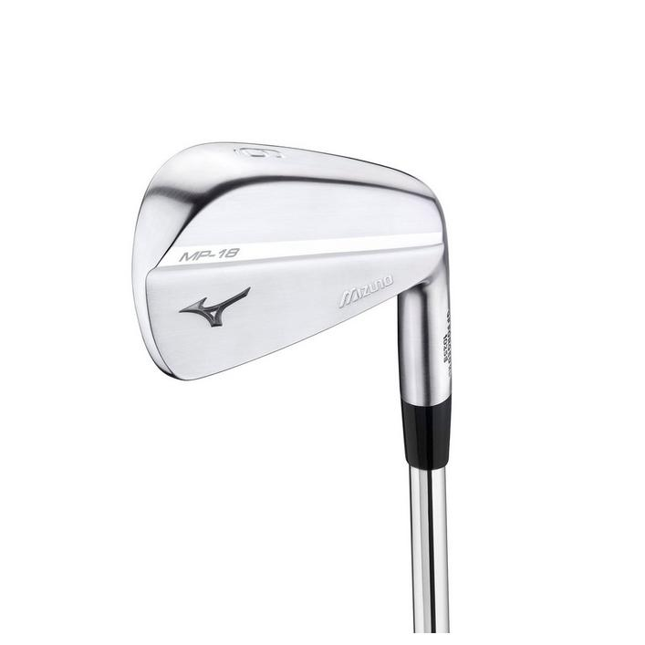 MP-18 MB 4-PW Iron Set with Steel Shafts
