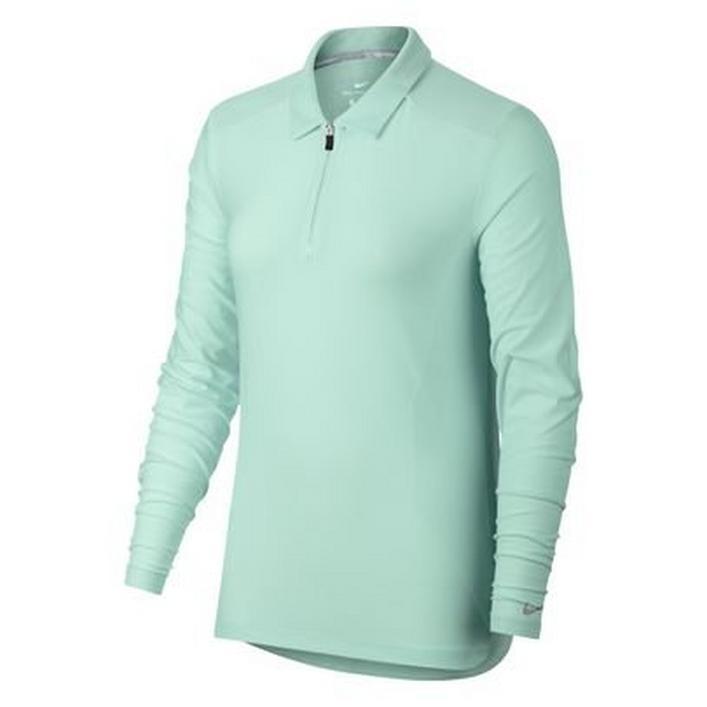 Women's Zonal Cooling Long Sleeve Polo