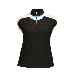 Women's Cap Sleeve Solid Top