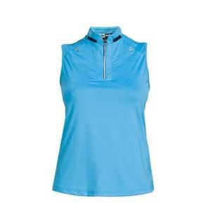 Women's Solid Sleeveless Top