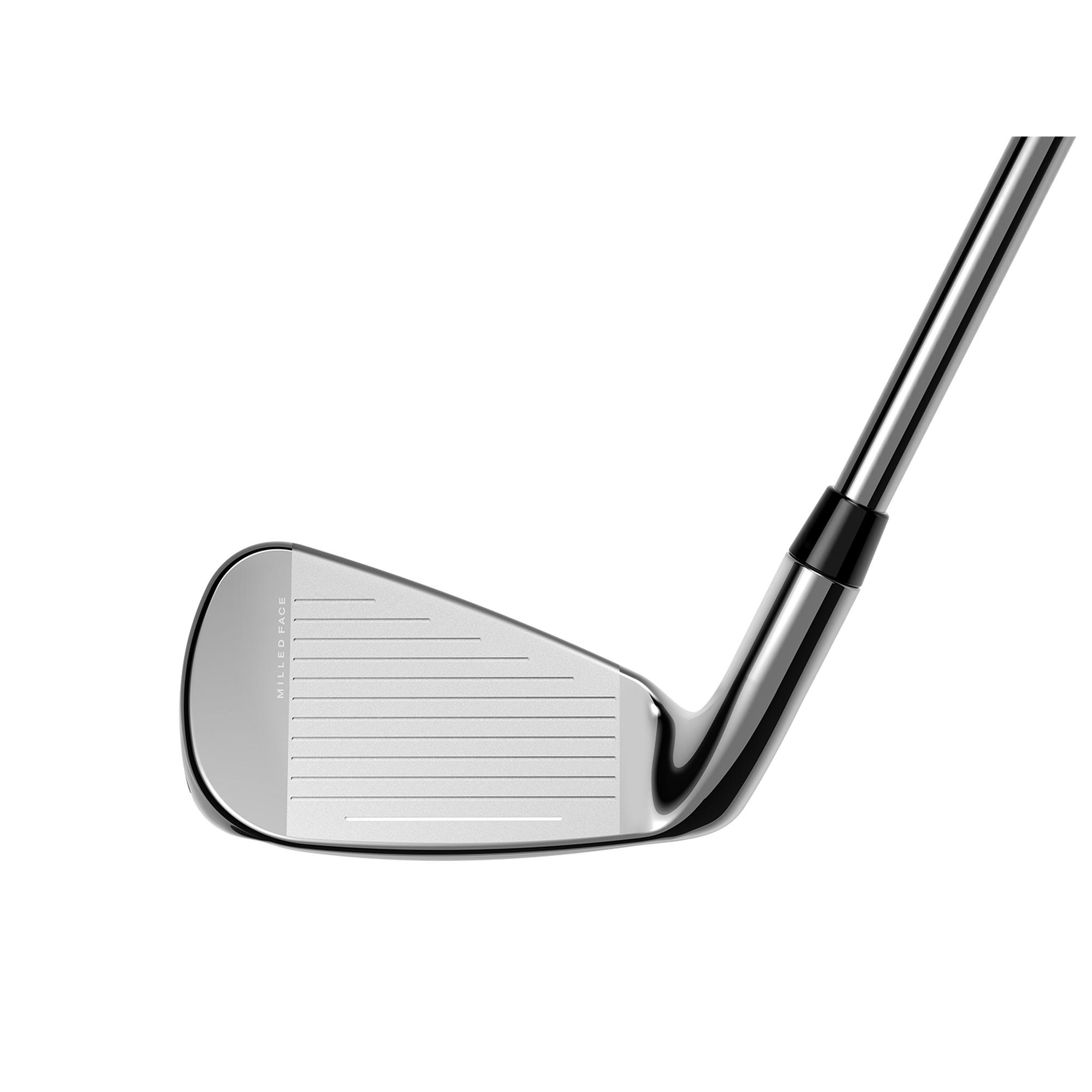 King F9 5-PW, GW Iron Set with Steel Shafts