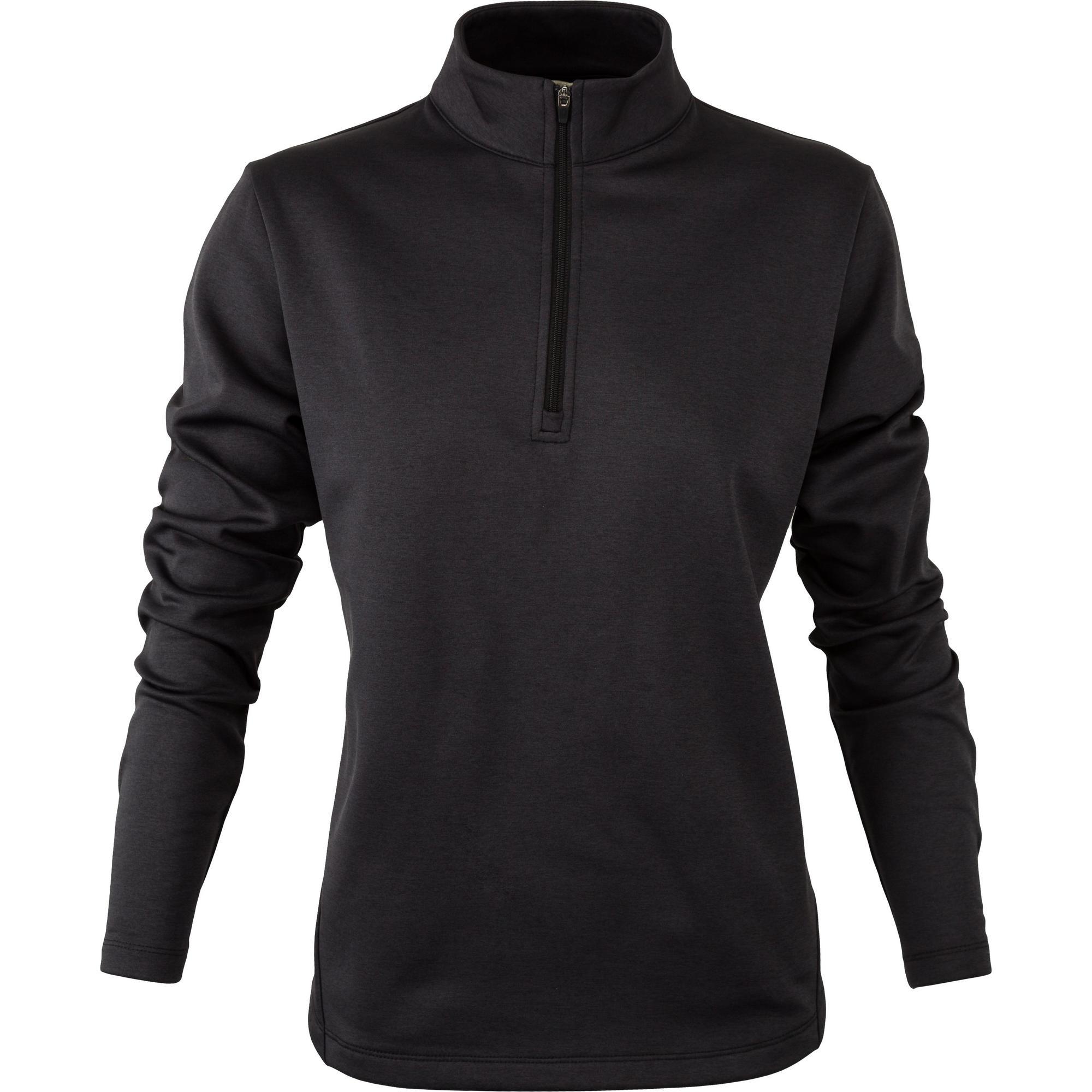 Women's Cozy Pullover Long Sleeve 1/4 Zip Sweater