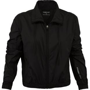 Women's Cropped Wind Full Zip Jacket