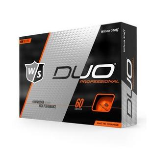 DUO Professional Golf Balls - Orange